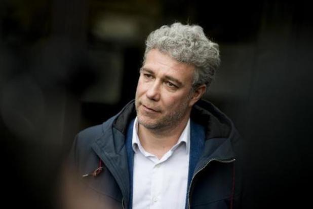 Le ministre bruxellois de la Santé Alain Maron en confinement strict