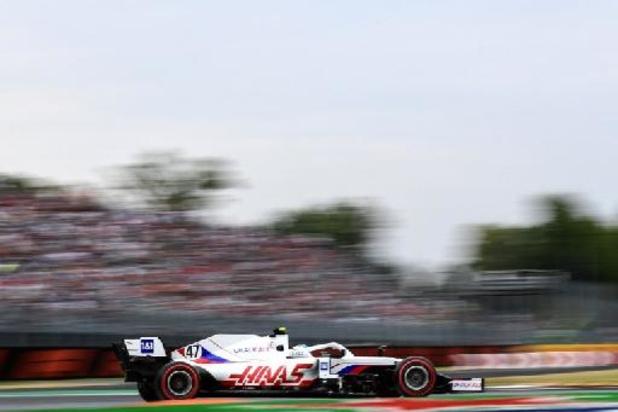 Mick Schumacher et Nikita Mazepin confirmés chez Haas en 2022