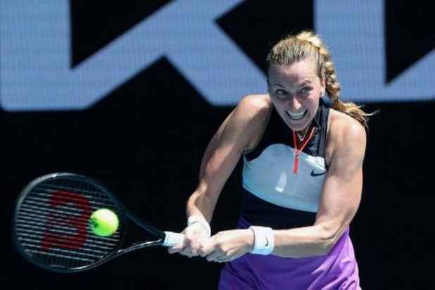 Kvitova en Andreescu druipen af, Serena Williams stoot door