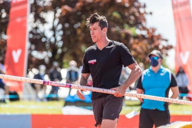 Thomas Van der Plaetsen nog steeds op schema voor Olympische Spelen
