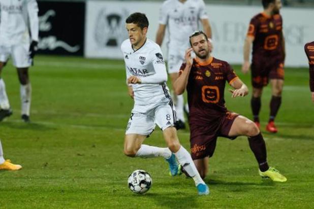 Eupen en KV Mechelen delen punten aan de Kehrweg