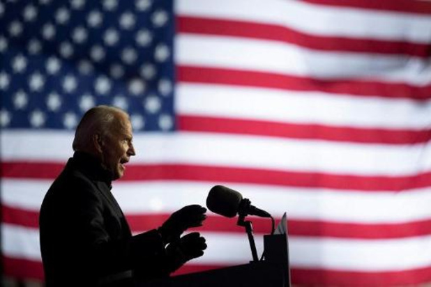 """L'équipe Biden menace """"d'expulser"""" Donald Trump s'il refuse de quitter la Maison Blanche"""