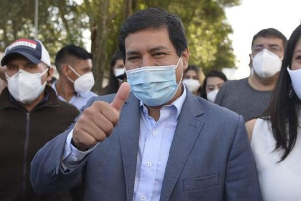 Presidentsverkiezing Ecuador - Tweede ronde tussen Arauz en Lasso