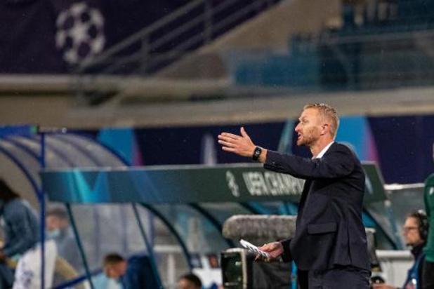 """Champions League - """"Hebben onszelf in de voet geschoten"""""""