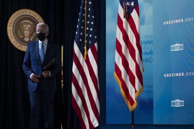 VS-president Biden houdt vast aan 31 augustus als deadline voor terugtrekking