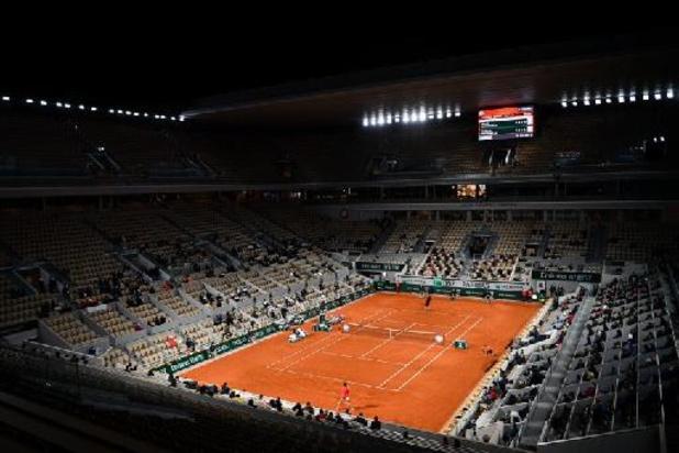 Roland Garros wordt met één week uitgesteld