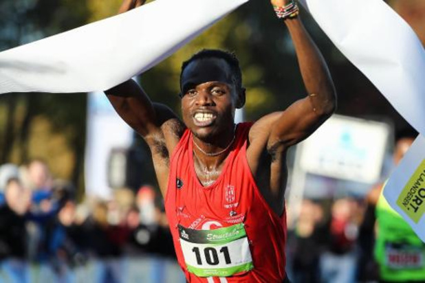 CrossCup Roeselare:Isaac Kimeli pakt de zege