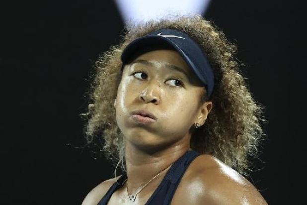 WTA Madrid: Tweede ronde is eindstation voor Naomi Osaka