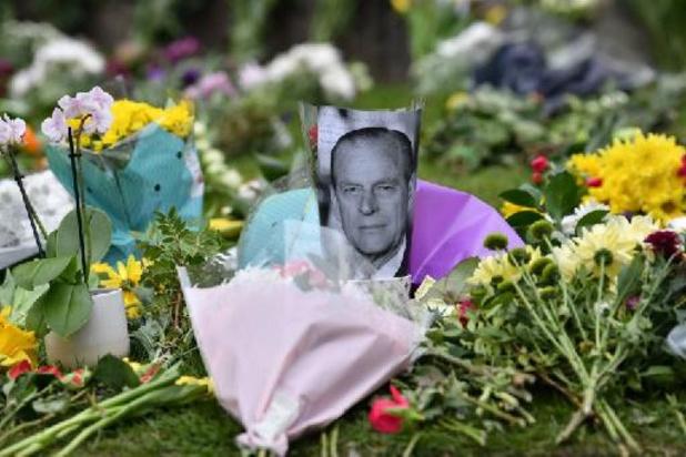 Britse prins Philip overleden - Begrafenis vindt volgende zaterdag in Windsor plaats
