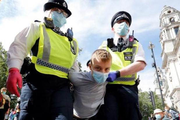 GB: 26 personnes inculpées après le blocage d'imprimeries par Extinction Rebellion
