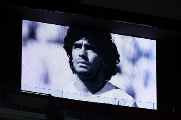 Décès de Diego Maradona - Un des infirmiers interrogé dans le cadre de l'enquête sur la mort de Maradona