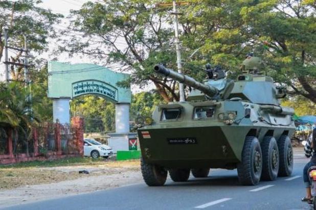 """Les ministres des Affaires étrangères du G7 """"profondément préoccupés"""" à la suite du coup d'État en Birmanie"""