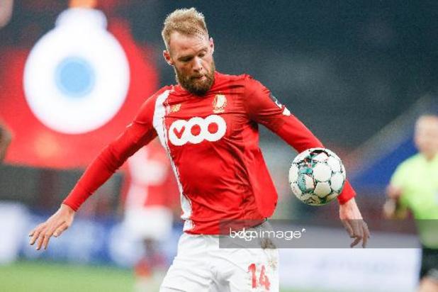 Coupe de Belgique - Le Standard avec Klauss et Muleka devant