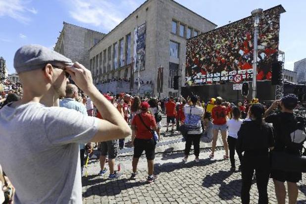 La RTBF annonce la gratuité de retransmission de l'Euro 2020 pour l'Horeca