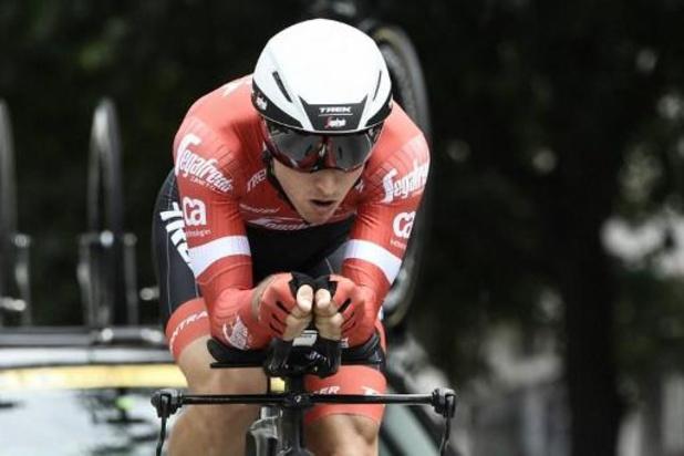 Gianluca Brambilla (Trek-Segafredo) remporte la dernière étape et le classement final