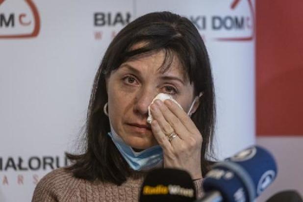 Ouders Protasevitsj vragen om internationale druk voor vrijlating zoon