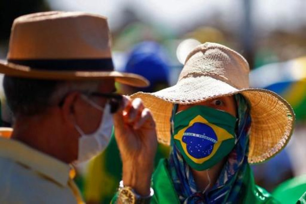Recordaantal nieuwe gevallen van Covid-19 in 24 uur in Brazilië