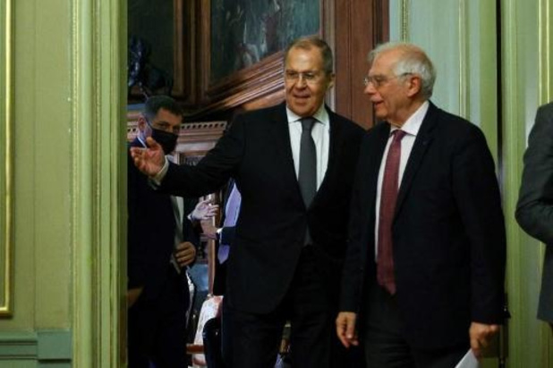 """Navalny - """"Moskou weigert dialoog, EU moet conclusies trekken"""""""