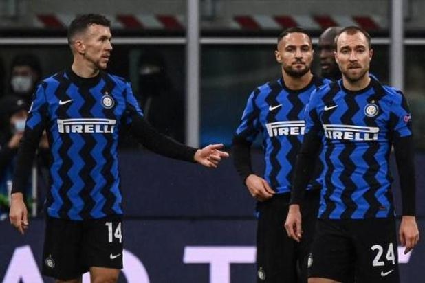 Inter, met scorende Lukaku, gaat in het slot over Cagliari