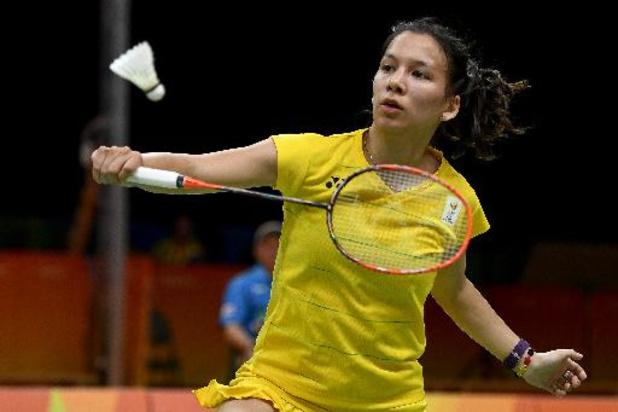 Lianne Tan bereikt kwartfinales