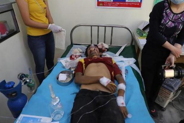 """Coup d'Etat en Birmanie - """"Au moins 138 manifestants pacifiques"""" tués depuis le coup d'Etat en Birmanie"""