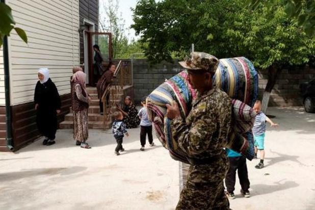 Tadzjiekse troepen trekken zich terug van grens met Kirgizië na dodelijke gevechten