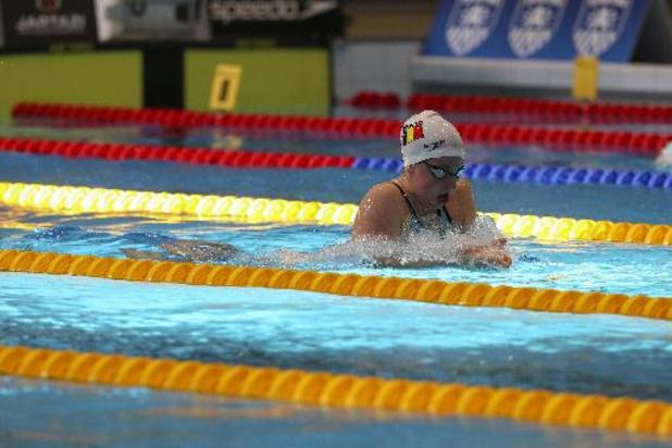 Pas de demi-finale pour Joséphine Dumont sur le 200m quatre nages