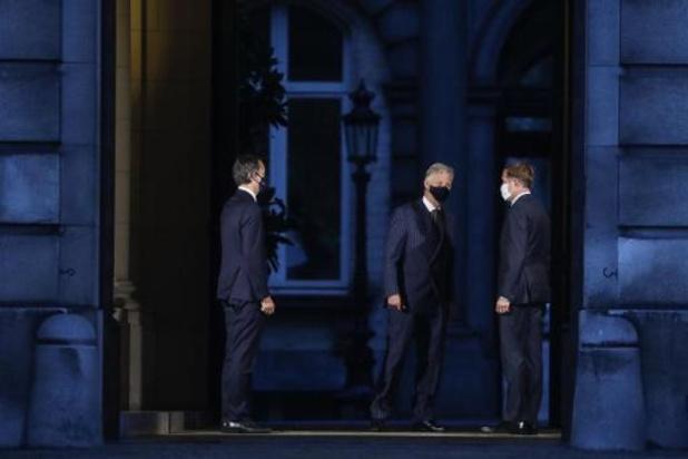 Formation fédérale - Une soirée consacrée à des réunions bilatérales autour du budget