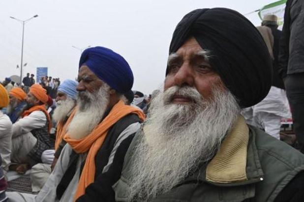 Al zeker 22 doden bij boerenprotest in India
