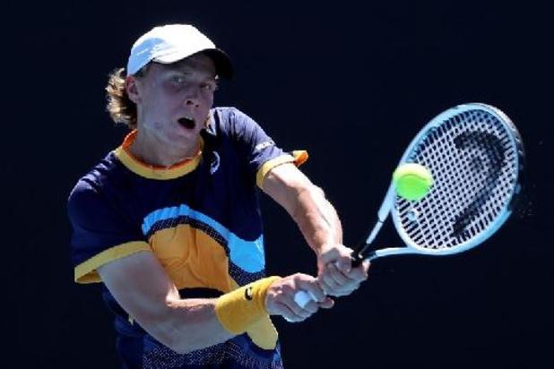 ATP Atlanta - Deuxième finale ATP de suite pour le jeune Américain de 19 ans, Brandon Nakashima