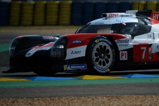 FIA WEC - Doublé Toyota aux 8 Heures de Portimao, Vandoorne 2e en LMP2