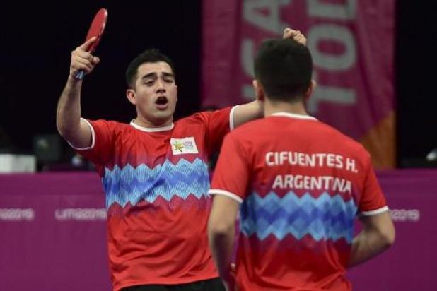 ITTF Challenge Plus - Florian Cnudde battu en finale du simple U21
