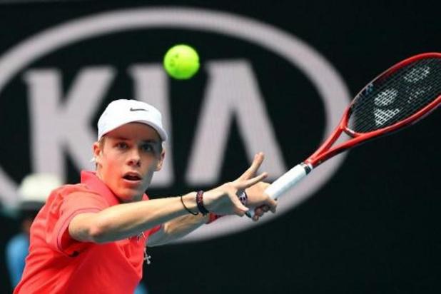 """US Open - Shapovalov: """"Je m'attends à une autre grande bataille contre Goffin"""""""
