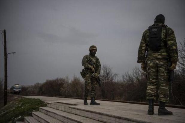 Opnieuw incidenten aan Grieks-Turkse grens