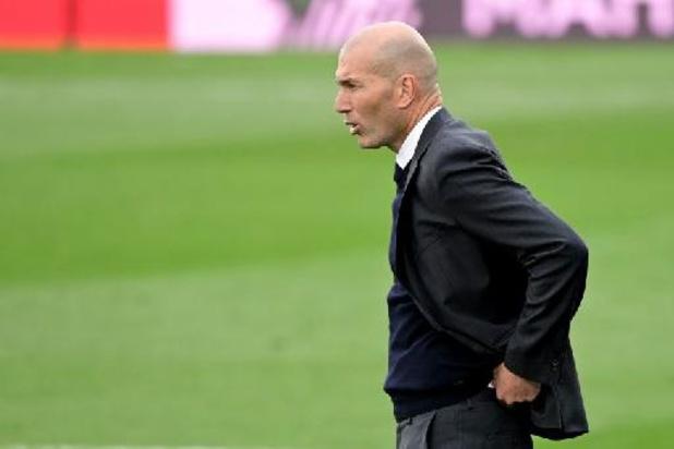 """La Liga - Real Madrid: """"Je discuterai avec le club ces prochains jours"""", indique Zidane"""