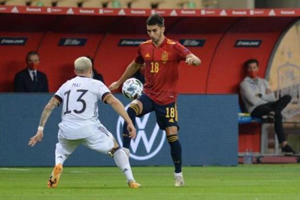 Ligue des Nations - L'Espagne a cassé l'Allemagne 6-0 et rejoint la France en demi-finale