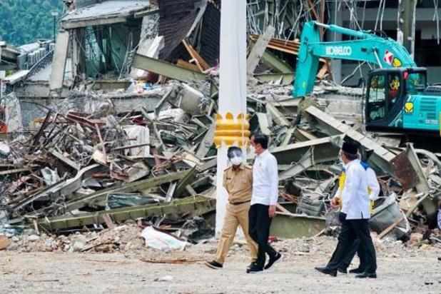 Le bilan du tremblement de terre s'alourdit à 91 décès