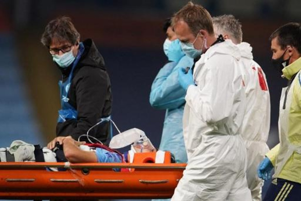 Eric Garcia (Manchester City) a quitté l'hôpital