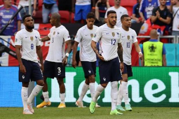 Euro 2020: sept nouveaux qualifiés pour les huitièmes, dont la France... sans jouer