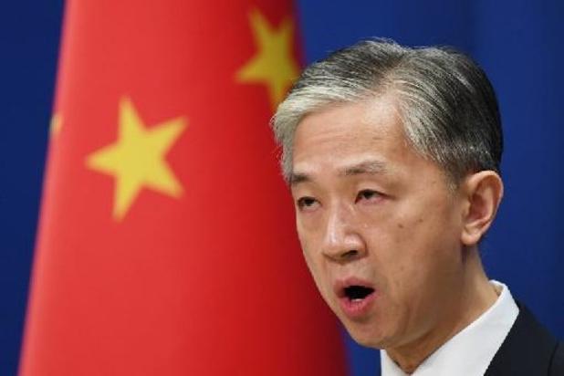 "Pakistan: la Chine ""condamne avec véhémence l'attaque terroriste"""