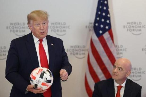 Coronavirus - Donald Trump veut rapidement voir les stades américains remplis