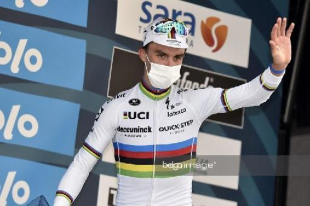 Julian Alaphilippe leidt selectie van Deceuninck-Quick.Step