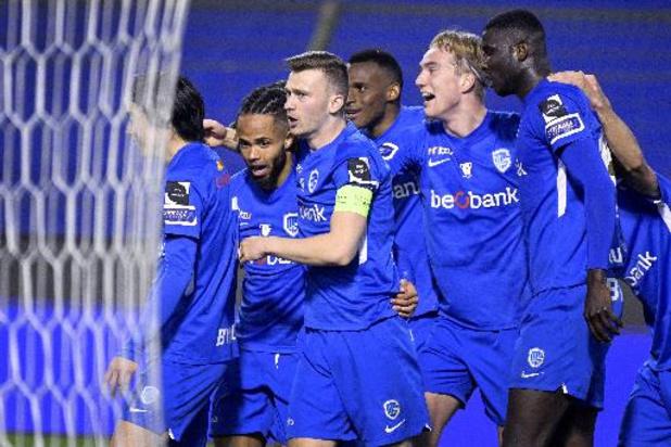 Antwerp en Genk openen op vrijdag play-offs, Club speelt zondag gastheer voor Anderlecht