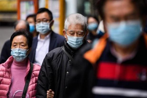 """La Chine a besoin """"d'urgence"""" de masques de protection"""