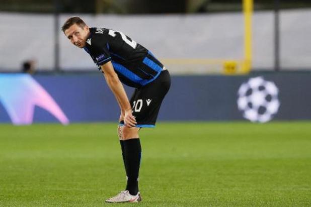 """Champions League - Hans Vanaken: """"Gevoel leeft dat tweede plaats erin zit"""""""