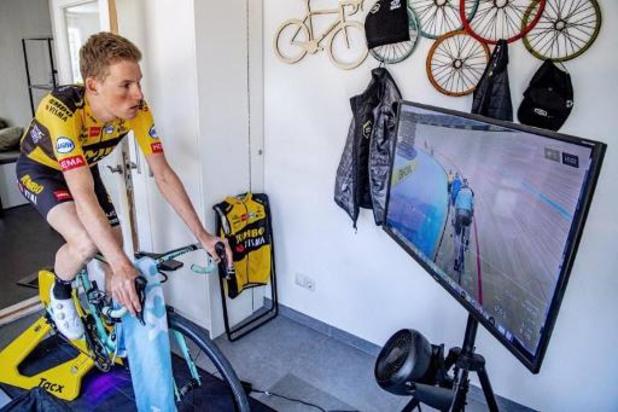 Les premiers Championnats du monde de cyclisme virtuel en décembre