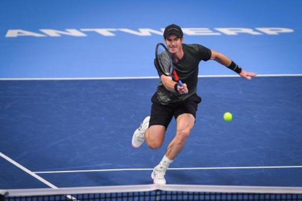 Andy Murray rukt op naar kwartfinales van European Open