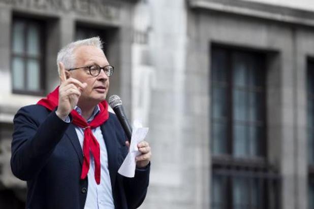 La Belgique du futur: le PTB veut ramener le fédéral au centre