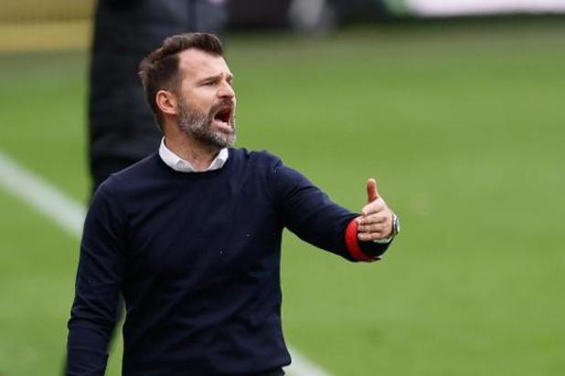 """Europa League - Ivan Leko zag zijn Antwerp de wet van de sterkste ondergaan: """"LASK was beter vandaag"""""""