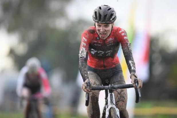 Yara Kastelijn snelt naar de Europese titel bij de vrouwen